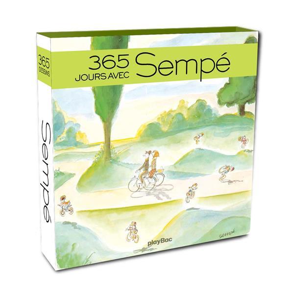 - CALENDRIER - 365 JOURS AVEC SEMPE