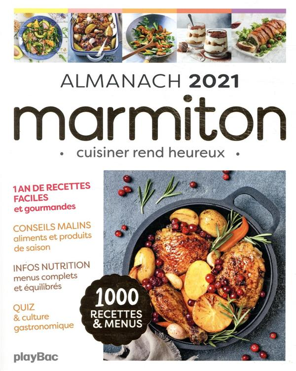 ALMANACH MARMITON 2021 XXX PRISMA