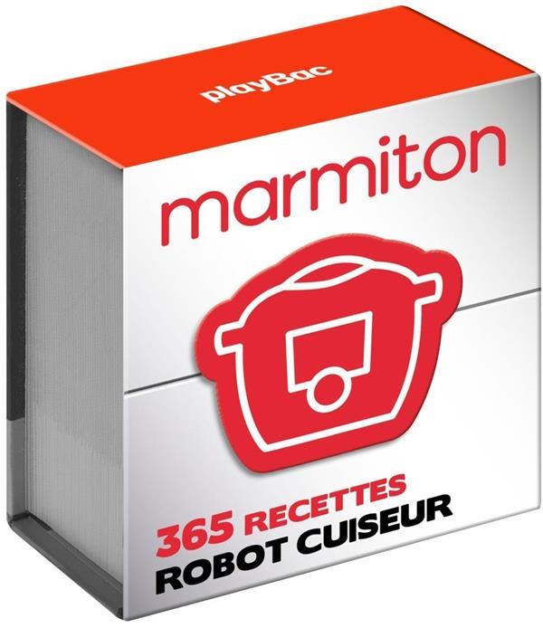 365 RECETTES MARMITON AU ROBOT CUISEUR XXX PRISMA