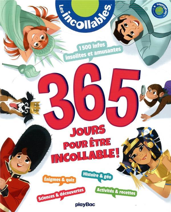 LES INCOLLABLES  -  365 JOURS DE DECOUVERTES EN FAMILLE XXX PRISMA