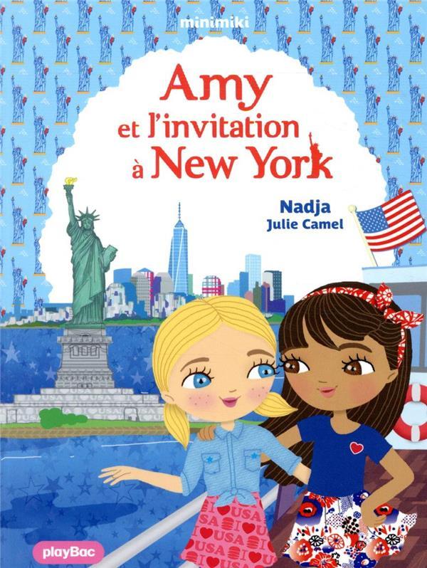 AMY A NEW-YORK NADJA  PRISMA