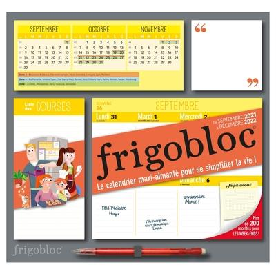 FRIGOBLOC HEBDOMADAIRE (EDITION 2022) XXX NC