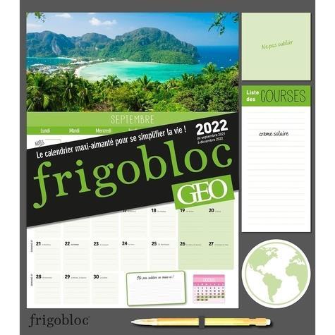 FRIGOBLOC MENSUEL  -  GEO (EDITION 2022)  COLLECTIF NC