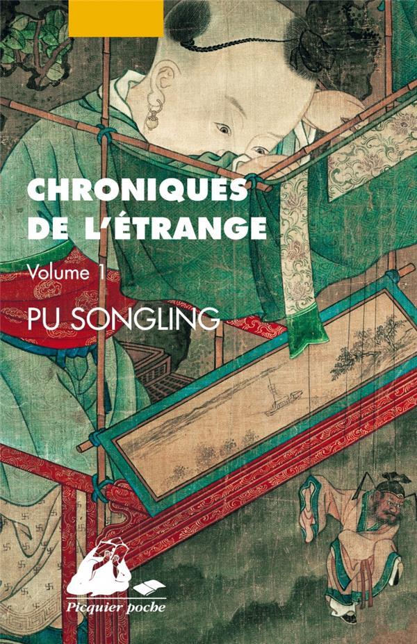 CHRONIQUES DE L'ETRANGE T.1