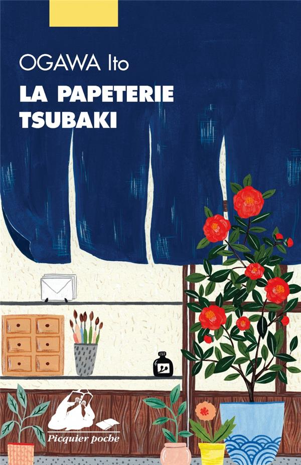 LA PAPETERIE TSUBAKI OGAWA, ITO PICQUIER