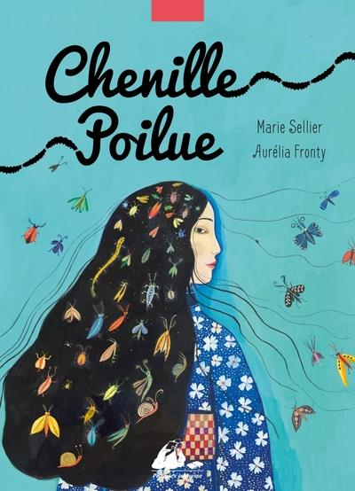 CHENILLE POILUE SELLIER, MARIE  PICQUIER