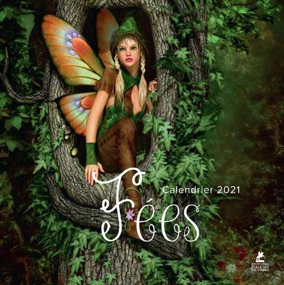 FEES  -  CALENDRIER (EDITION 2021) COLLECTIF PLACE VICTOIRES