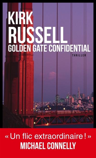 GOLDEN GATE CONFIDENTIAL  EDITIONS DU TOUCAN