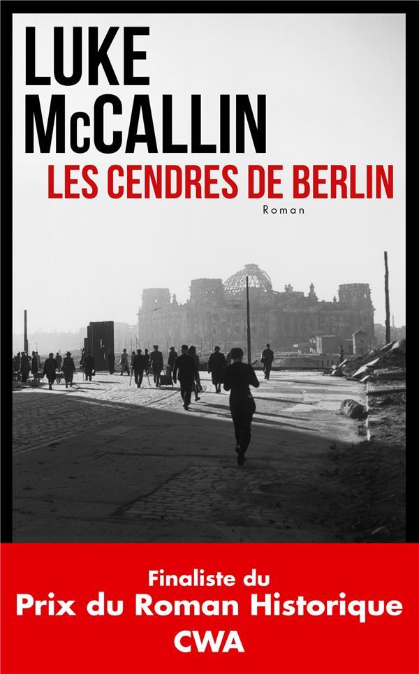 LES CENDRES DE BERLIN MCCALLIN LUKE EDITIONS DU TOUCAN