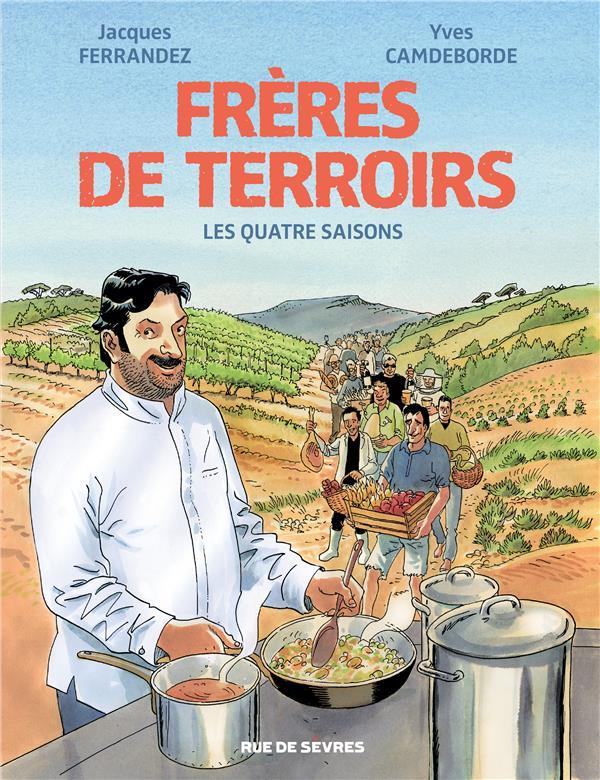 FRERES DE TERROIRS (INTEGRALE)