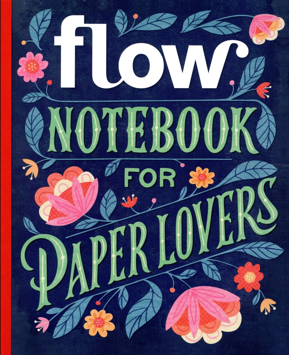 NOTEBOOK FOR PAPER LOVERS FLOW COLLECTIF Lgdj