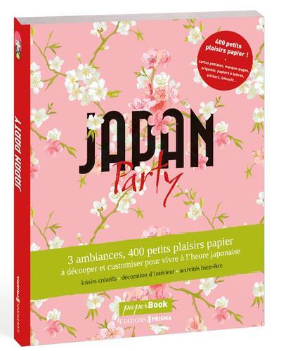 JAPAN PARTY COLLECTIF FEMME ACTUELLE