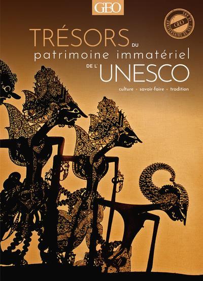 TRESORS DU PATRIMOINE IMMATERIEL DE L'UNESCO CENTINI MASSIMO FEMME ACTUELLE