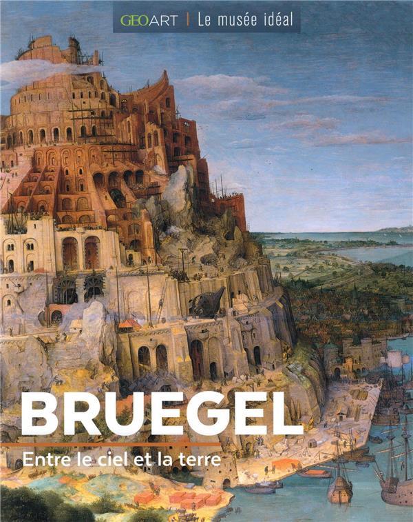BRUEGEL  -  ENTRE LE CIEL ET LA TERRE GIRARD-LAGORCE, SYLVIE FEMME ACTUELLE