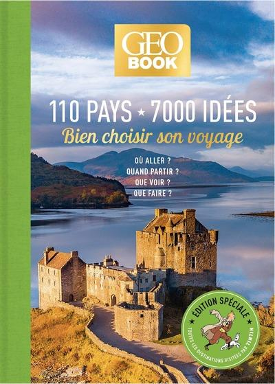 GEOBOOK  -  SPECIAL TINTIN (EDITION 2020) PAILHES/LAPIERRE FEMME ACTUELLE