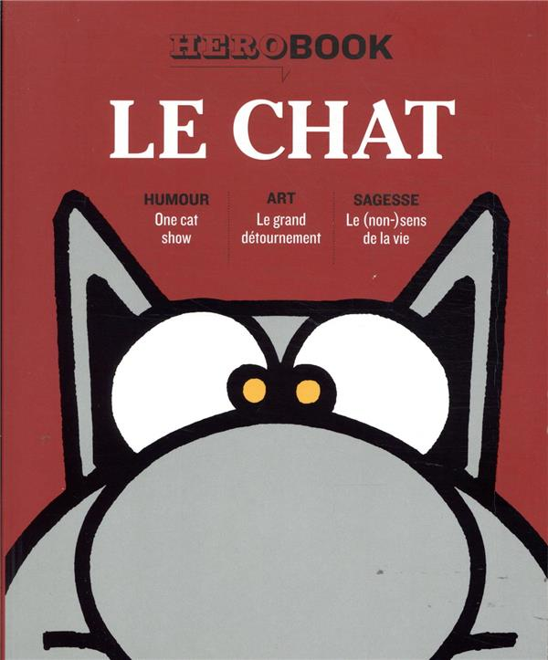 HEROBOOK  -  LE CHAT