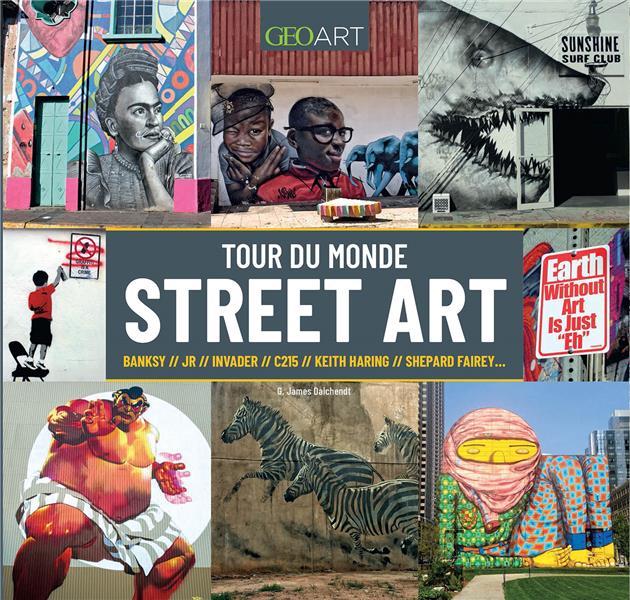 TOUR DU MONDE DU STREET ART COLLECTIF FEMME ACTUELLE