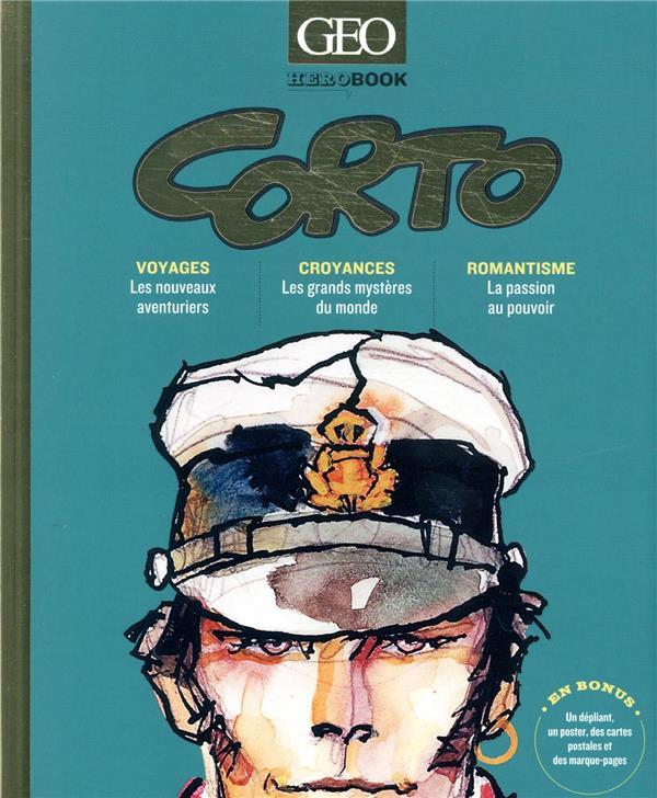 HEROBOOK  -  CORTO MALTESE  COLLECTIF FEMME ACTUELLE