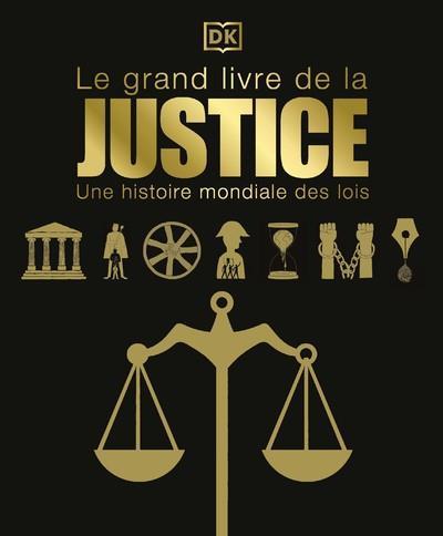 LE GRAND LIVRE DE LA JUSTICE  COLLECTIF FEMME ACTUELLE