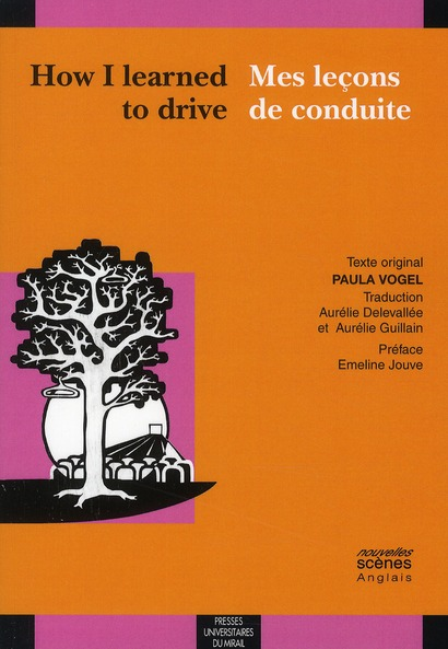 HOW I LEARNED TO DRIVE  MES LECONS DE CONDUITE