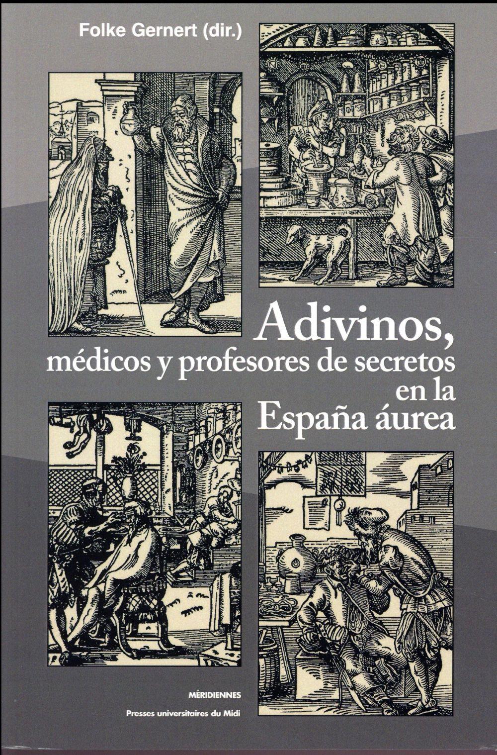 ADIVINOS, MEDICOS Y PROFESORES
