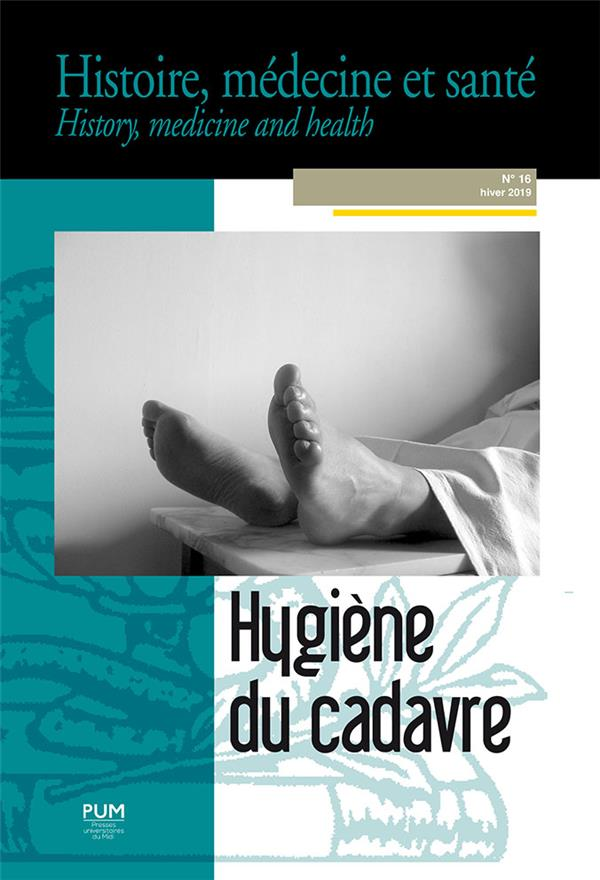 HYGIENE DU CADAVRE