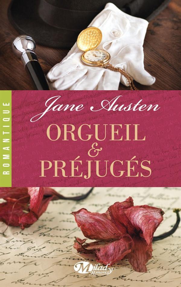 ORGUEIL ET PREJUGES AUSTEN JANE Milady
