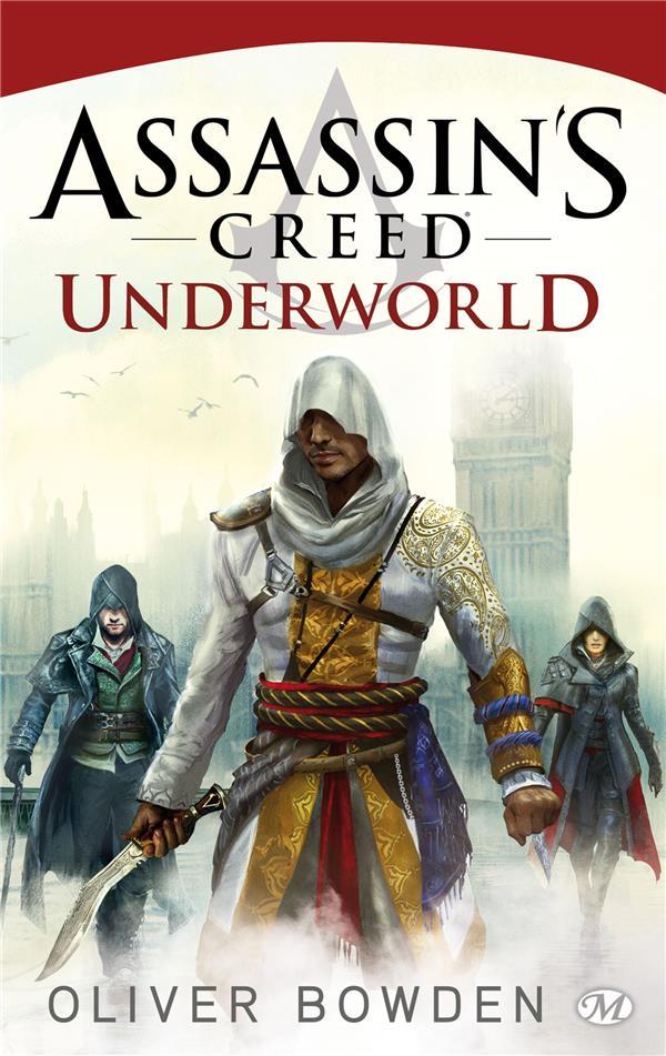 Bowden Oliver - Assassin's creed Underworld Vol.8