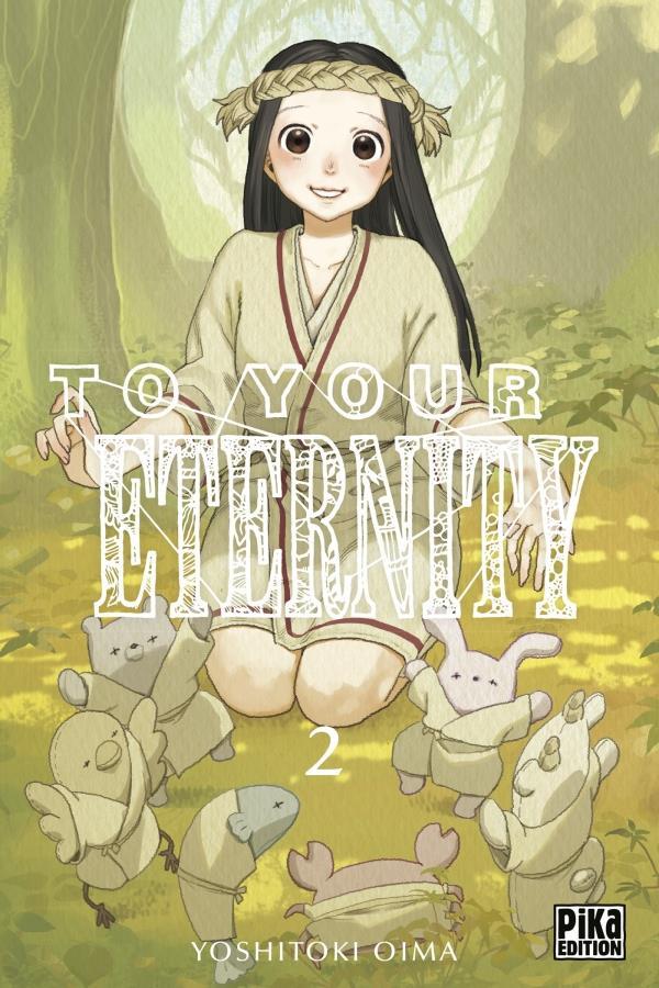 TO YOUR ETERNITY T02 Oima Yoshitoki Pika