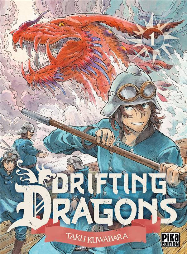 DRIFTING DRAGONS T.1