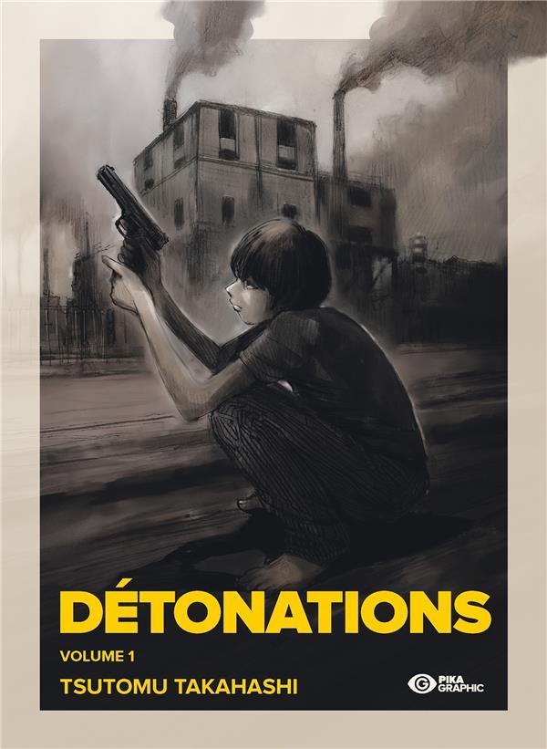 DETONATIONS T01 TAKAHASHI/TSUTOMU PIKA
