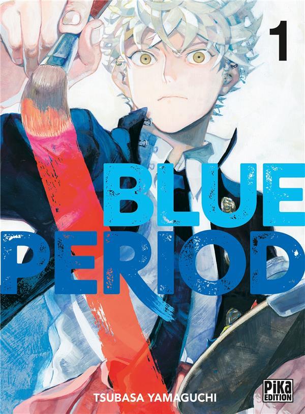 BLUE PERIOD T.1 YAMAGUCHI TSUBASA PIKA