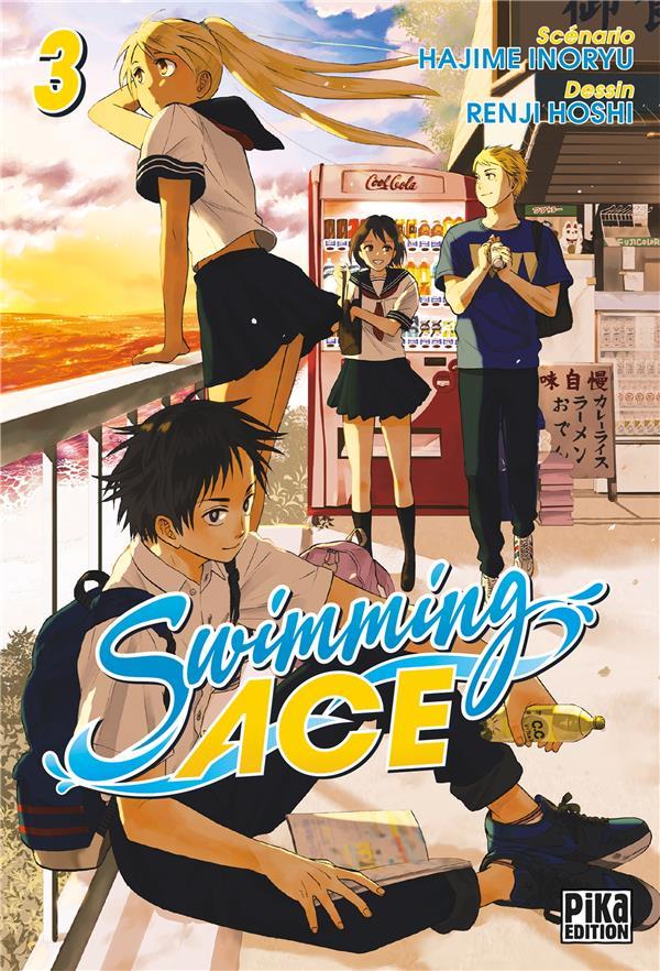 SWIMMING ACE T.3 HOSHI/INORYU PIKA