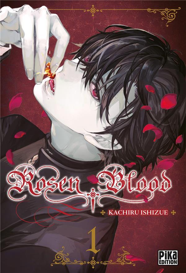 ROSEN BLOOD T01 ISHIZUE, KACHIRU PIKA