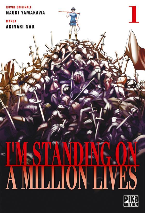 I'M STANDING ON A MILLION LIVES T01 YAMAKAWA, NAOKI  PIKA