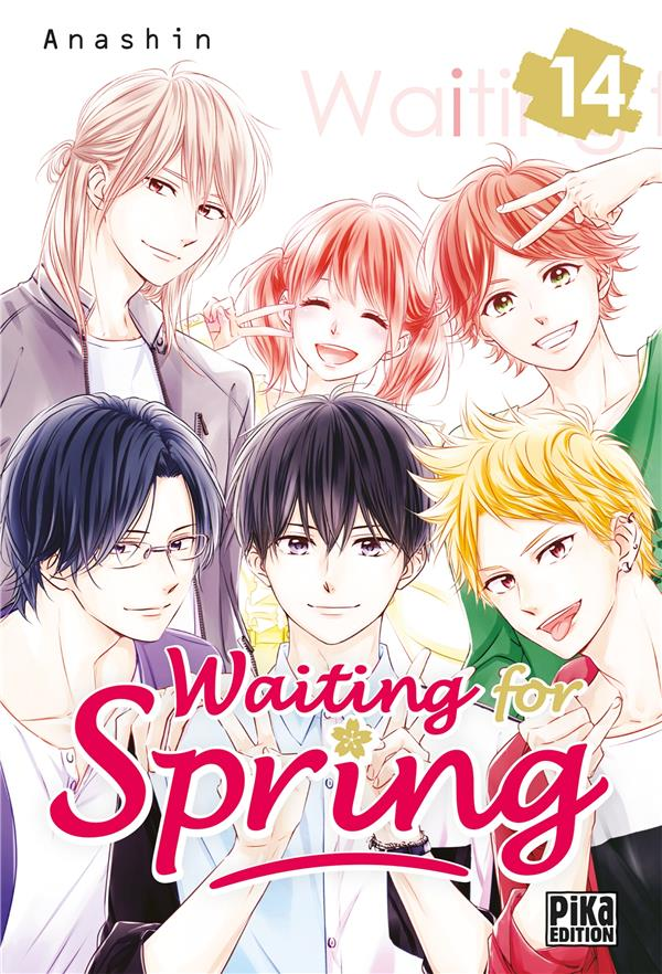 WAITING FOR SPRING T.14 ANASHIN PIKA