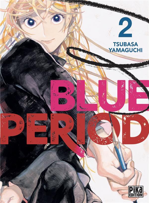 BLUE PERIOD T02 YAMAGUCHI TSUBASA PIKA