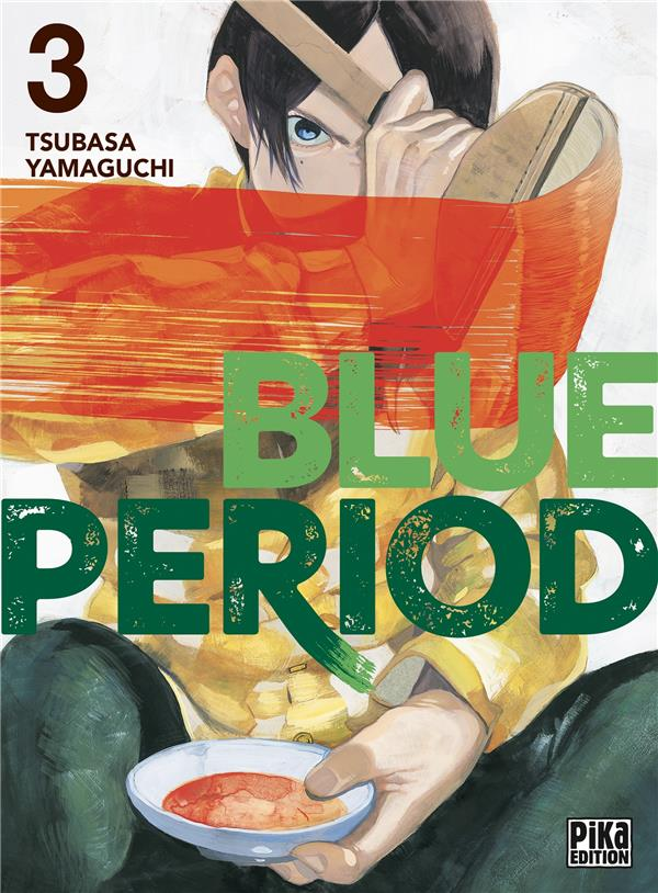 BLUE PERIOD T.3 YAMAGUCHI TSUBASA PIKA