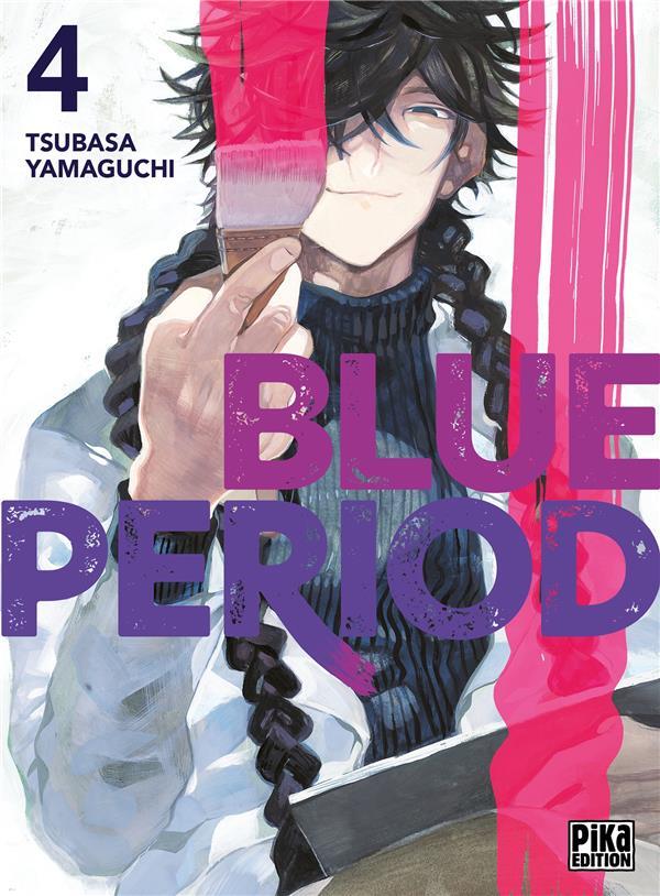 BLUE PERIOD T04 YAMAGUCHI, TSUBASA PIKA