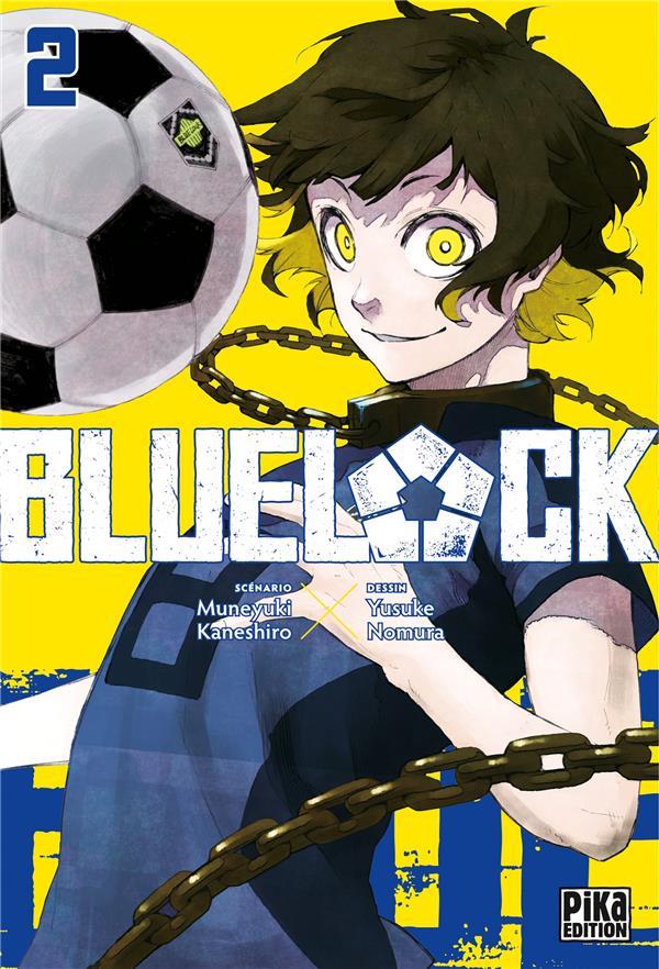 BLUE LOCK T.2 NOMURA/KANESHIRO PIKA