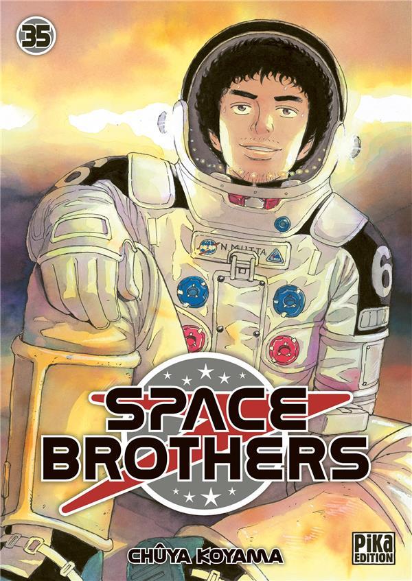 SPACE BROTHERS T35 KOYAMA, CHUYA PIKA
