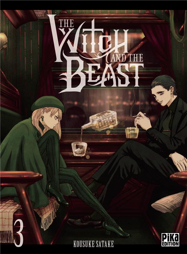 THE WITCH AND THE BEAST T03 SATAKE KOUSUKE PIKA