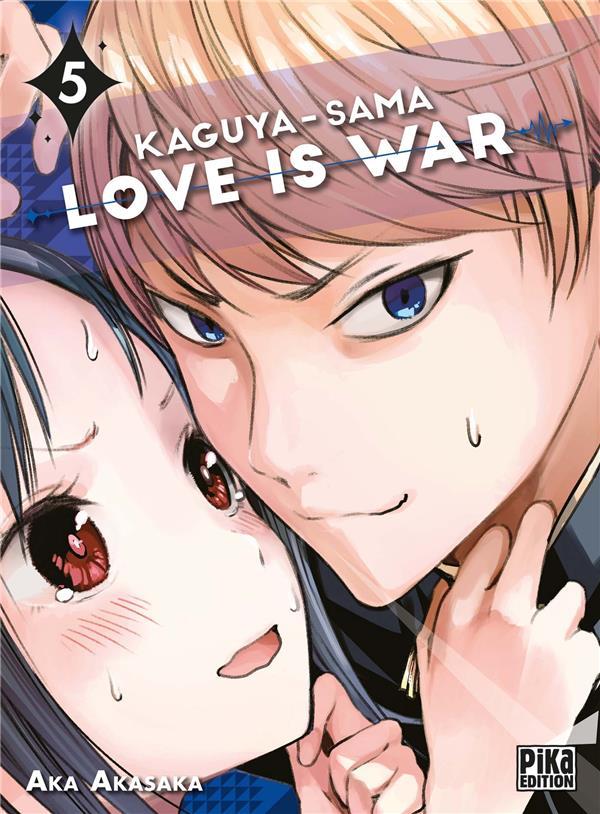 KAGUYA-SAMA: LOVE IS WAR T05 AKASAKA, AKA PIKA