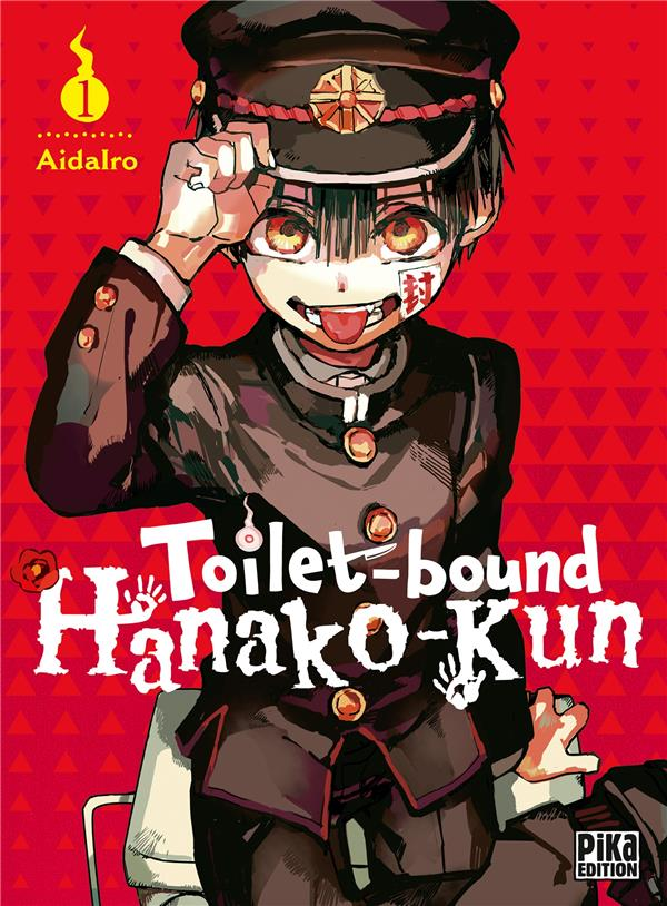 TOILET-BOUND HANAKO-KUN T01 AIDAIRO PIKA