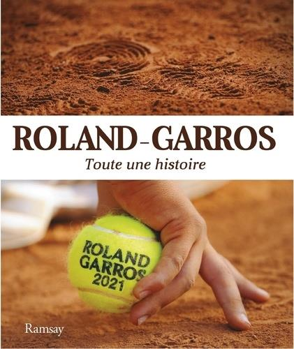 ROLAND GARROS 2021  -  TOUTE UNE HISTOIRE TARIS, FELICIEN RAMSAY
