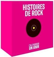 CALENDRIER UN JOUR - HISTOIRES DE ROCK  LE CHENE