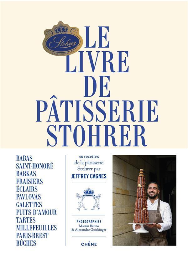 LE LIVRE DE PATISSERIE STOHRER