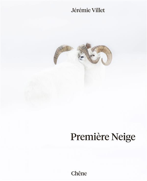 PREMIERE NEIGE JEREMIE VILLET LE CHENE