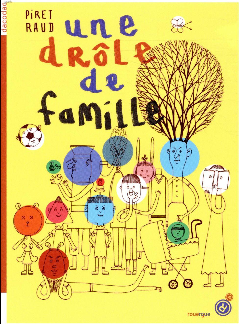 UNE DROLE DE FAMILLE