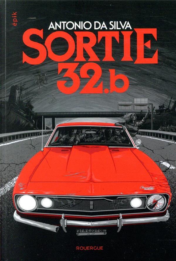 SORTIE 32.B DA SILVA ANTONIO ROUERGUE